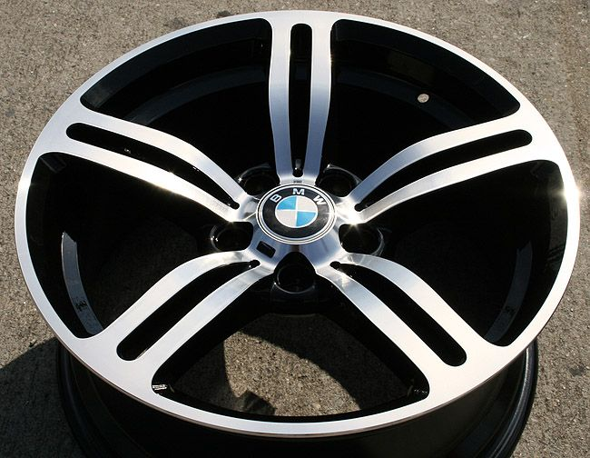 RVM B18 17 Black Rims Wheels BMW E36 E46 E92 3 Series